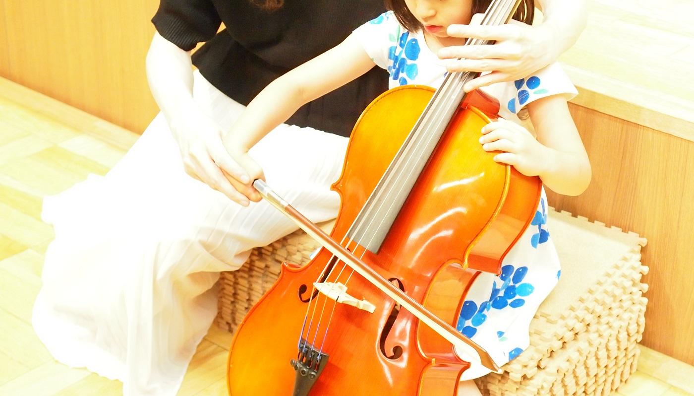 子どもにとって、楽器は大人と対話できるツール