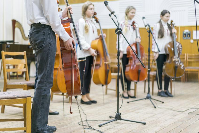 仲間と共有する時間も、楽器の魅力